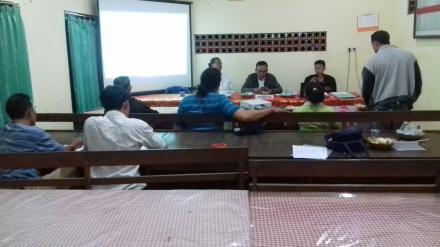 Rencana Pelaksanaan MUSDES (Musyawarah Desa) Desa Naagsepaha
